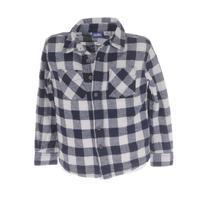 Košile flanelová velikost 116
