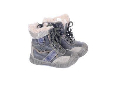 Vysoké boty velikost 21 (13,5cm) - 1