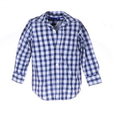 Košile s dlouhým  rukávem velikost 110 GAP - 1