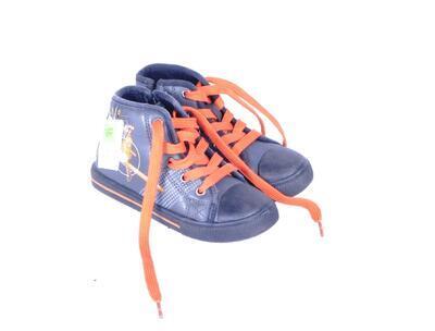 Vycházková obuv kotníček zatepl. velikost 28 (18cm) Dasty - 1