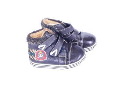 Vycházková obuv kotníček zatepl. velikost 24 (15,5cm) Norn - 1