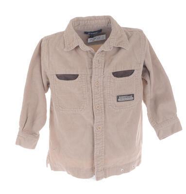 Košile s dlouhým  rukávem velikost 98 Rebel - 1
