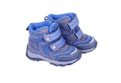 Vysoké boty velikost 24 (15,5cm) - 1