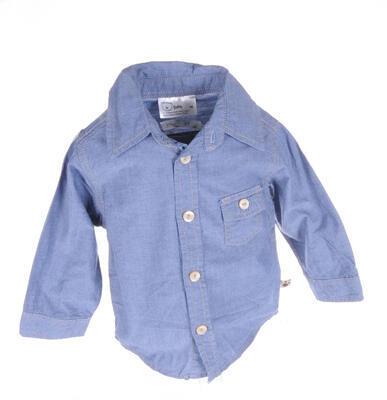 Košile s dlouhým  rukávem velikost 86 Baby - 1