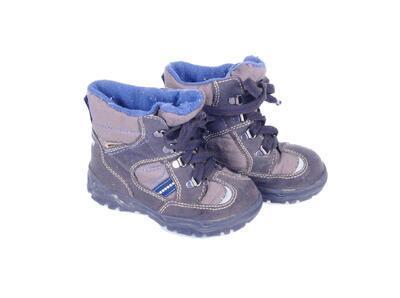 Outdoor obuv kotníčková GORETEX velikost 23 (15cm) Super Fit - 1