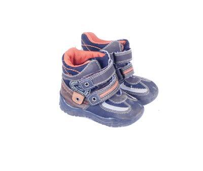 Vysoké boty velikost 22 (14,5cm) - 1