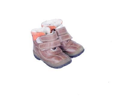 Vycházková obuv kotníček zatepl. velikost 20 (13cm) - 1
