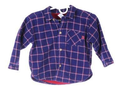 Košile flanelová velikost 86 Marks&Spencer - 1