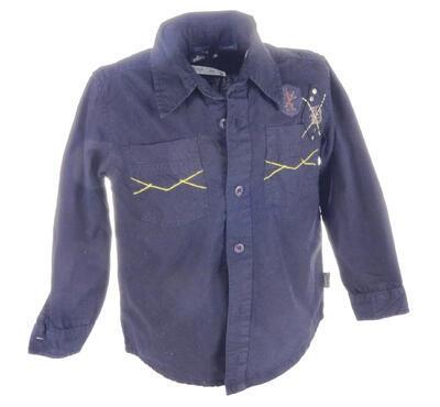 Košile s dlouhým  rukávem velikost 110 - 1
