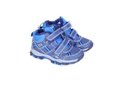 Vycházková obuv kotníček zatepl. velikost 33 (21,5cm) - 1