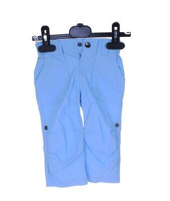 Plátěné kalhoty velikost 80 Baby Club - 1