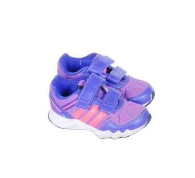 Tenisky na suchý zip velikost 25 (16,5cm) Adidas - 1