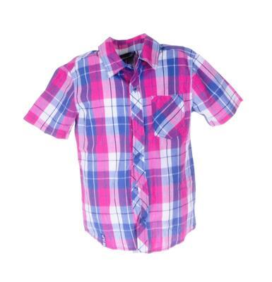 Košile s krátkým rukávem velikost 122 - 1