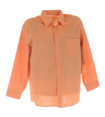 Košile s dlouhým  rukávem velikost 134 - 1