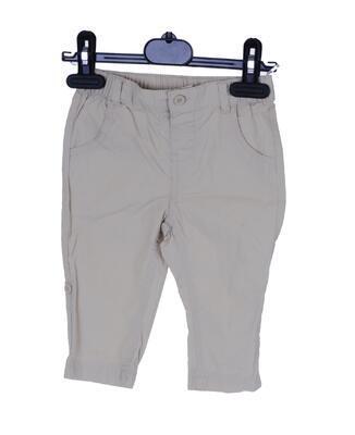 Plátěné kalhoty velikost 74 Baby Club - 1