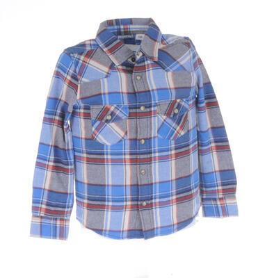 Košile s dlouhým  rukávem velikost 128 Pepperts! - 1