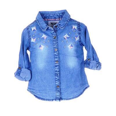 Košile s dlouhým  rukávem velikost 98 Palomino - 1