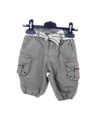Plátěné kalhoty velikost 68 H&M - 1