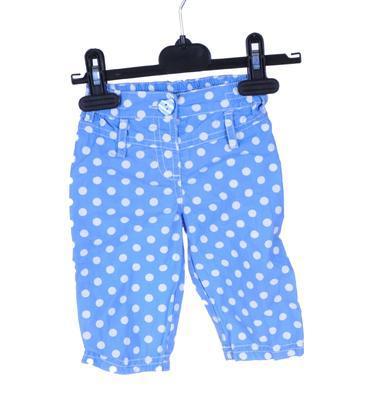 Plátěné kalhoty velikost 68 Marks&Spencer - 1