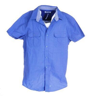 Košile s krátkým rukávem velikost M - 1