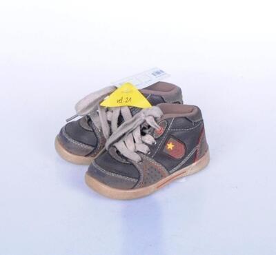 Vycházková obuv kotníčková velikost 21 (13,5cm) Bobbi Shoes - 2