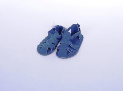 Sandály velikost 17 (10cm) - 2