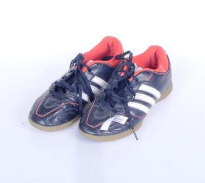 Sálovky velikost 35 (23,5cm) Adidas - 2
