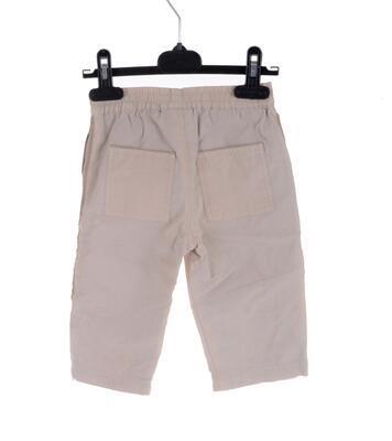 Plátěné kalhoty velikost 80 - 2