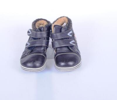 Vycházková obuv kotníček zatepl. velikost 24 (15,5cm) Norn - 2