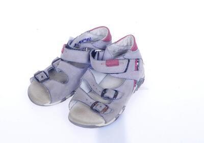 Sandály velikost 26 (17cm) - 2