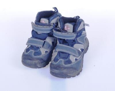 Vysoké boty velikost 27 (17,5cm) DEI tex - 2