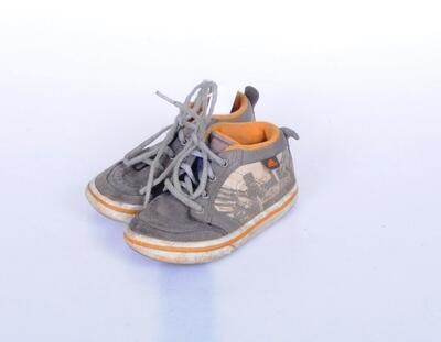Vycházková obuv kotníčková velikost 23 (15cm) Adidas - 2