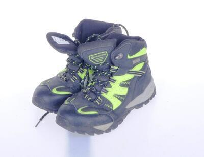Outdoor obuv zimní velikost 34 (22,5cm) AlpinePro - 2