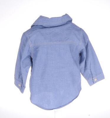 Košile s dlouhým  rukávem velikost 86 Baby - 2