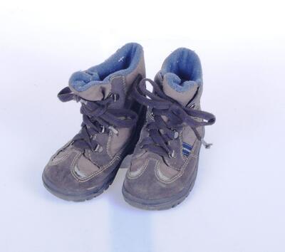 Outdoor obuv kotníčková GORETEX velikost 23 (15cm) Super Fit - 2
