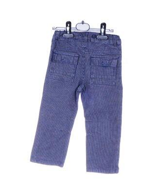 Plátěné kalhoty velikost 98 Topolino - 2
