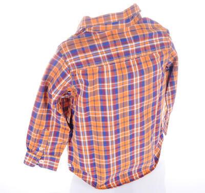 Košile s dlouhým  rukávem velikost 92 - 2
