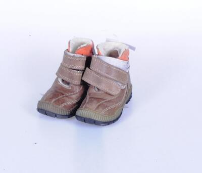 Vycházková obuv kotníček zatepl. velikost 20 (13cm) - 2