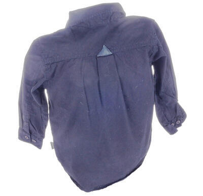 Košile s dlouhým  rukávem velikost 110 - 2