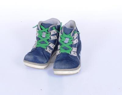 Vysoké boty velikost 24 (15,5cm) - 2