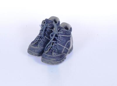 Outdoor obuv kotníčková velikost 28 (18cm) - 2