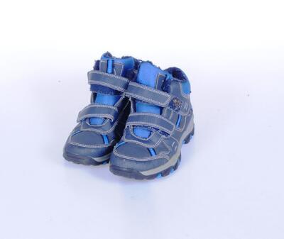 Vycházková obuv kotníček zatepl. velikost 33 (21,5cm) - 2