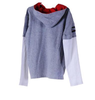 Tričko s kapucí velikost 146 - 2