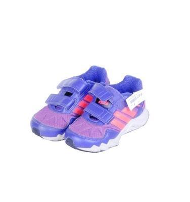 Tenisky na suchý zip velikost 25 (16,5cm) Adidas - 2