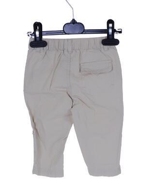 Plátěné kalhoty velikost 74 Baby Club - 2