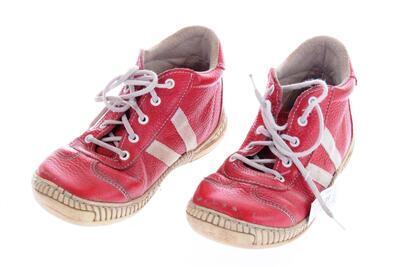 Vycházková obuv kotníčková  velikost 28 (18cm)  Pegres - 2