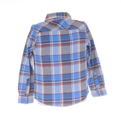 Košile s dlouhým  rukávem velikost 128 Pepperts! - 2