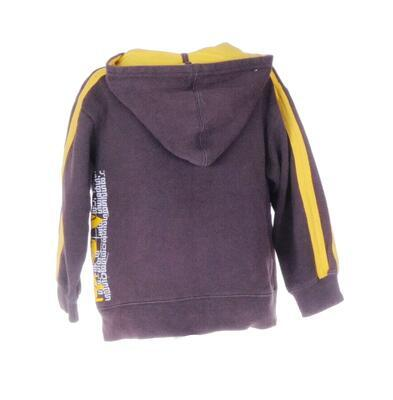 Mikina rozepínací s kapucí velikost 116 - 2