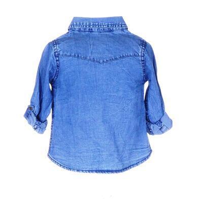 Košile s dlouhým  rukávem velikost 98 Palomino - 2