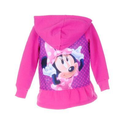Mikina zateplená rozepínací velikost 98 Disney - 2